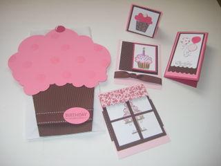 Crazy 4 Cupcakes Class